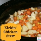 Kickin' Chicken Stew