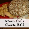 Green Chile Cheese Ball