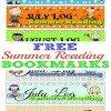 Summer Reading Bookmarks to Keep Kids Reading
