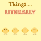 Little Things.....Literally!!!