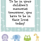 Children's Memories