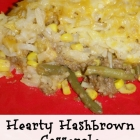 Hashbrown Casserole....a Hearty Twist