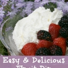 Easy Fruit Dip
