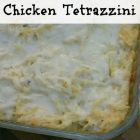 Double Cheese Chicken Tetrazzini
