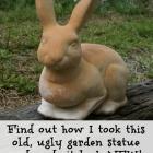 Garden Statue Redo