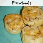 Bacon, Cheddar & Jalapeno Pinwheels