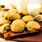 Banana Bread Cookies (with glaze!)