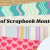 Scrapbook Monthly Kit Clubs...the Ultimate List!
