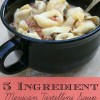 5 Ingredient Mexican Tortellini Soup