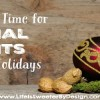 How to Make Time for Special Events During the Holidays