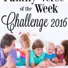 1 Thessalonians 4:16 Family Verse of the Week
