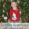 Toddler Approved Gifts with a Christian Focus