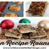 Pecan Recipe Round Up