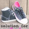 Simple Solution for Smelly Shoes