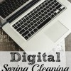 Digital Spring Cleaning Checklist