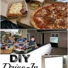 DIY Drive-In Movie Night at Home