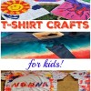 T-Shirt Crafts for Kids