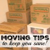 Moving Tips to Keep You Sane