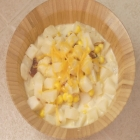 Potato Corn Chowder in the Slow Cooker