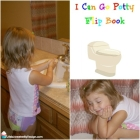 DIY Potty Training Flip Book