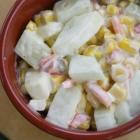 Fiesta Corn and Cucumber Salad
