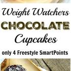 Weight Watchers Chocolate Cupcakes