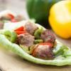 Italian Sausage Wraps