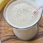 Easy Peanut Butter Banana Smoothie