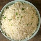 Weight Watchers Cheesy Cauliflower Rice