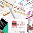 Black Friday Cyber Monday Planning Kit