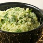 Weight Watchers Avocado Cilantro and Lime Riced Cauliflower