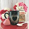 DIY Valentine's Sharpie Mug