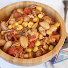 Weight Watchers Slow Cooker Mexican Chicken Chili