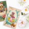 Free Printable Vintage Easter Pocket Cards