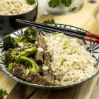 Weight Watchers Instant Pot Spicy Beef and Broccoli Stir Fry
