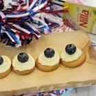 Lemon Cheesecake Treats