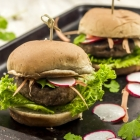 Weight Watchers Grilled Asian Turkey Burgers