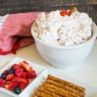 Weight Watchers Triple Berry Fruit Dip