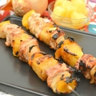 Pineapple Chicken Kebobs