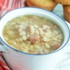 Ham and Bean Soup in the Instant Pot