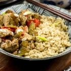 Weight Watchers Black Pepper Chicken