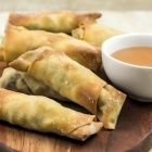 Weight Watchers Mexican Spring Rolls