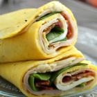 Weight Watchers Turkey Egg Wrap
