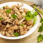 Air Fryer Cauliflower With Seasonings
