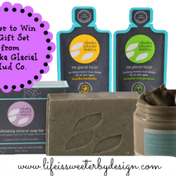 Gift Set by Alaska Glacial Mud