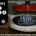 Easy Hot Cocoa Mix