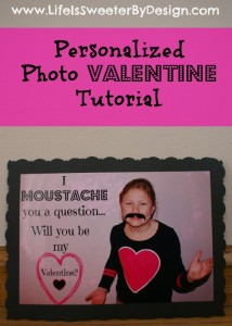 Valentine Tutorial