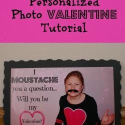 Mustache Moustache Valentine