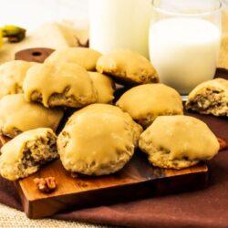 easy banana bread cookies