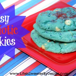 Easy 4th of July Cookies